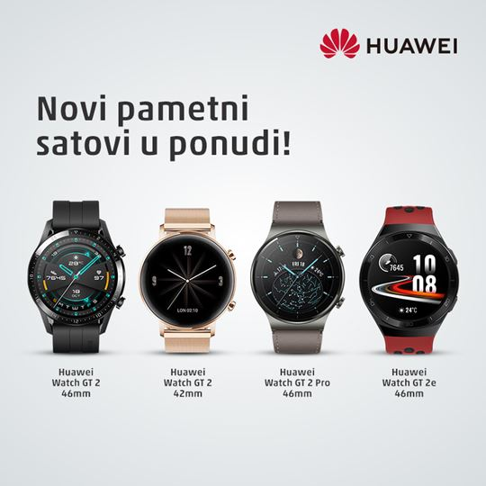 Huawei Watch privatni