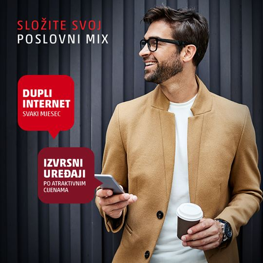 Poslovni Mix - Promo Dupli GB