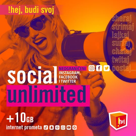 SOCIAL UNLIMITED